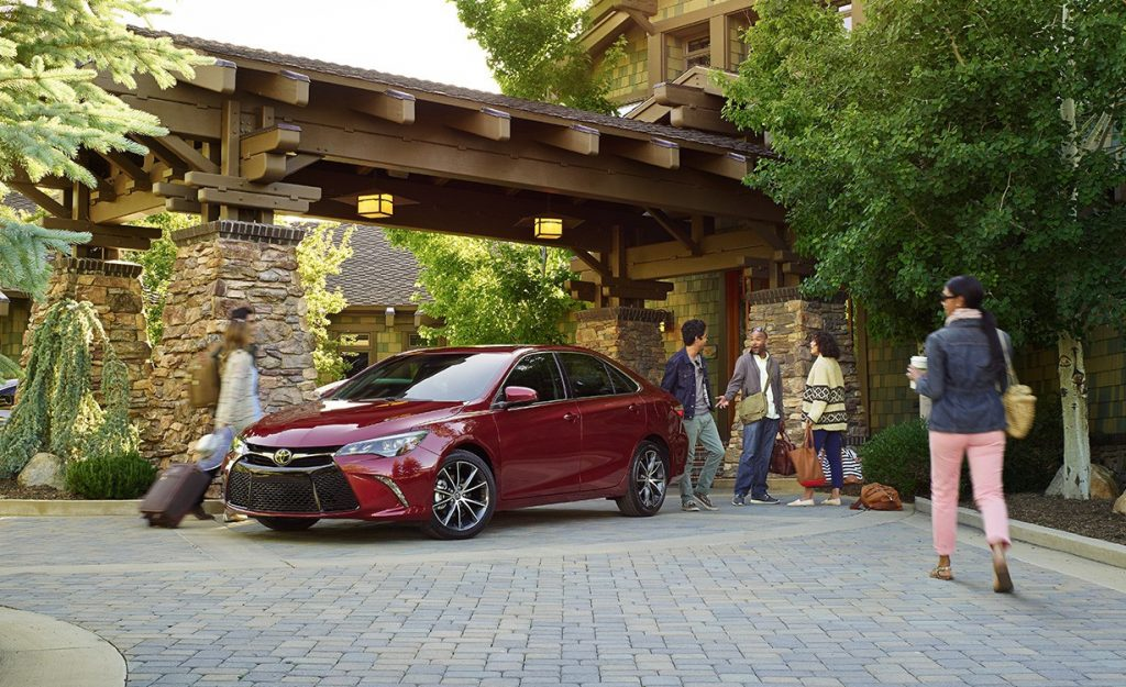 Bold is the new 2017 Toyota Camry