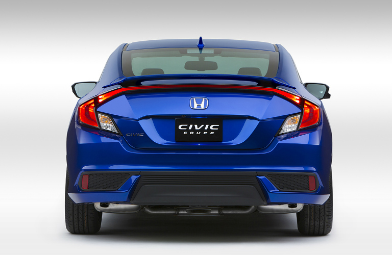 2016 honda civic coupe release date features and specs. Black Bedroom Furniture Sets. Home Design Ideas