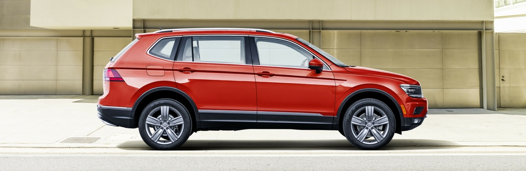 What are the Best Features on the 2018 Volkswagen Tiguan?