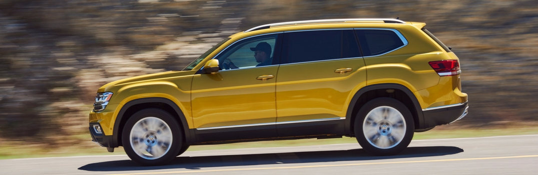 2018 Volkswagen Atlas Trim Levels And Pricing