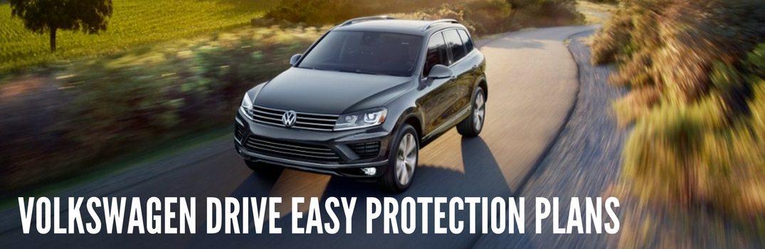 What is the Volkswagen Drive Easy Protection Plan?