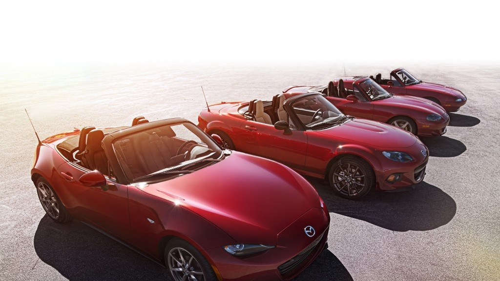 Everything You Need to Know About the Mazda MX-5 Miata « Capistrano