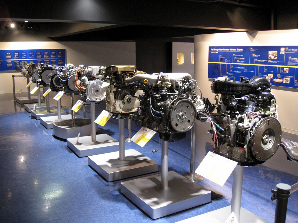 The Importance Of The Wankel Rotary Engine To Mazda