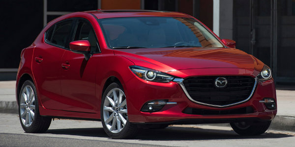 Two Mazda Models Named To Car And Driver S 10best List