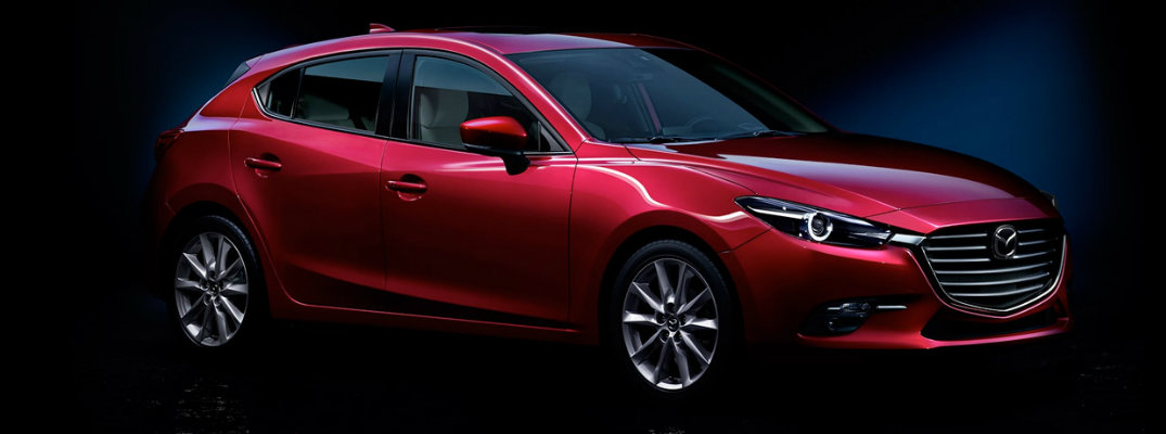 2017 Mazda3 Available Exterior And Convenience Features