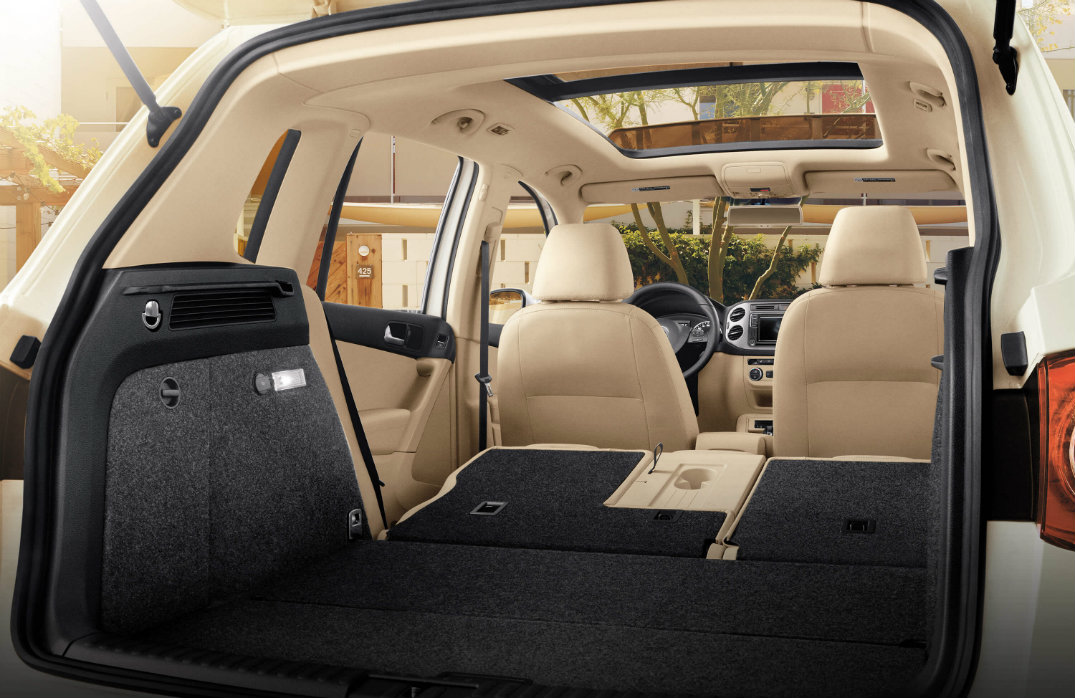 Does The 2016 Tiguan Have Third Row Seating South Bay Volkswagen