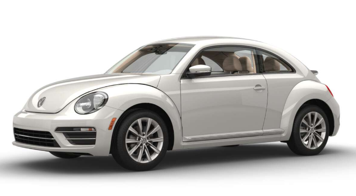 2017 Volkswagen Beetle Interior And Exterior Color Options