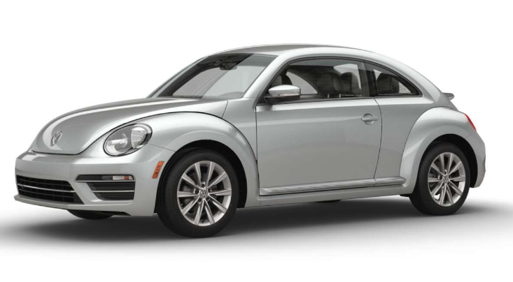 Gray Vw Beetle >> 2017 Volkswagen Beetle Interior and Exterior Color options