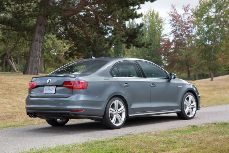 2017 Vw Jetta Gli May Need To Use Premium Gas For Max Performance