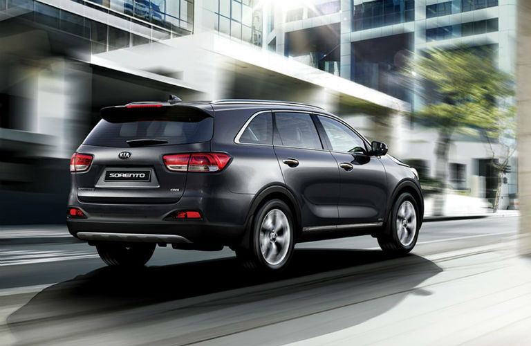 Kia Sorento Towing Capacity U003eu003e How Much Can The Kia Sorento Tow