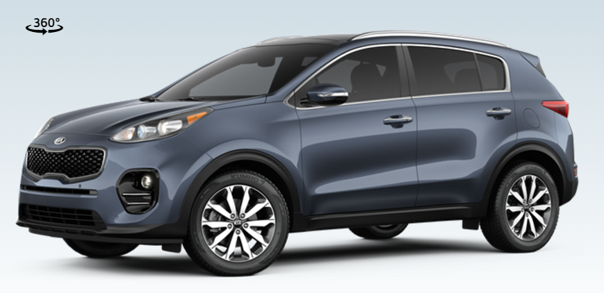 2017 kia sportage interior and exterior color options. Black Bedroom Furniture Sets. Home Design Ideas