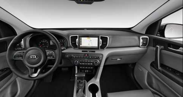 2017 kia sportage interior and exterior color options for Interior kia sportage