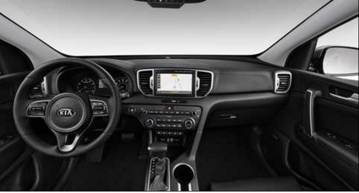 Kia Sportage 2017 Interior >> 2017 Kia Sportage Interior And Exterior Color Options