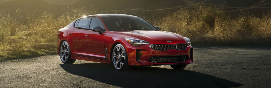 new car release this yearBrandnew 2018 Kia Stinger Release Date Later this Year