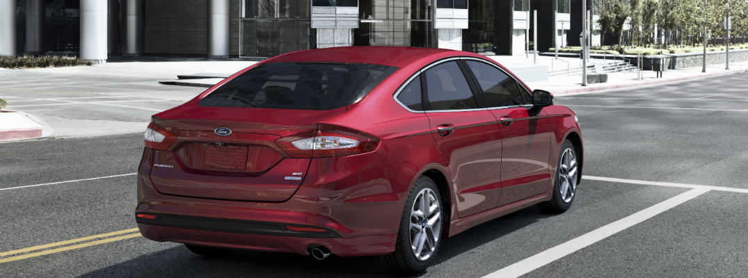 Can You Get A 2016 Ford Fusion With A Manual Transmission