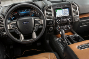 is there a 2016 ford f 150 with a manual transmission