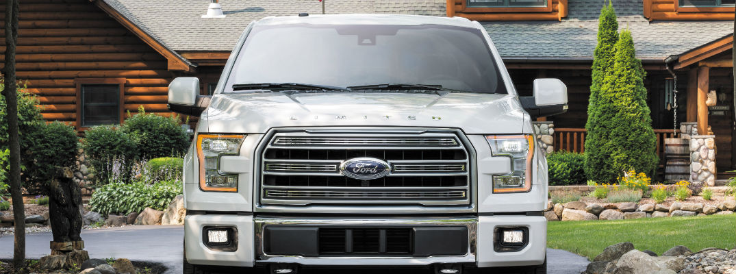 How to clean the Chrome on the Ford F-150