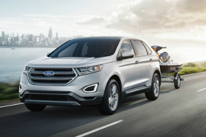 Ford Edge Towing Capacity >> Can The Ford Edge Pull A Boat