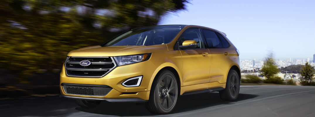 Ford Edge Towing Capacity >> The Ford Edge Pull A Boat