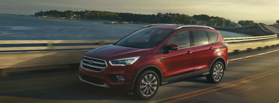 how much room is in the 2017 ford escape. Black Bedroom Furniture Sets. Home Design Ideas
