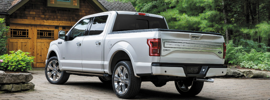 how much space is in the bed of a 2016 ford f 150. Black Bedroom Furniture Sets. Home Design Ideas