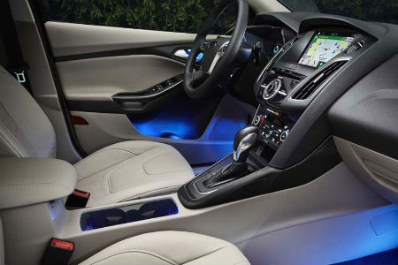 what is the driving range of the 2017 ford focus electric. Black Bedroom Furniture Sets. Home Design Ideas