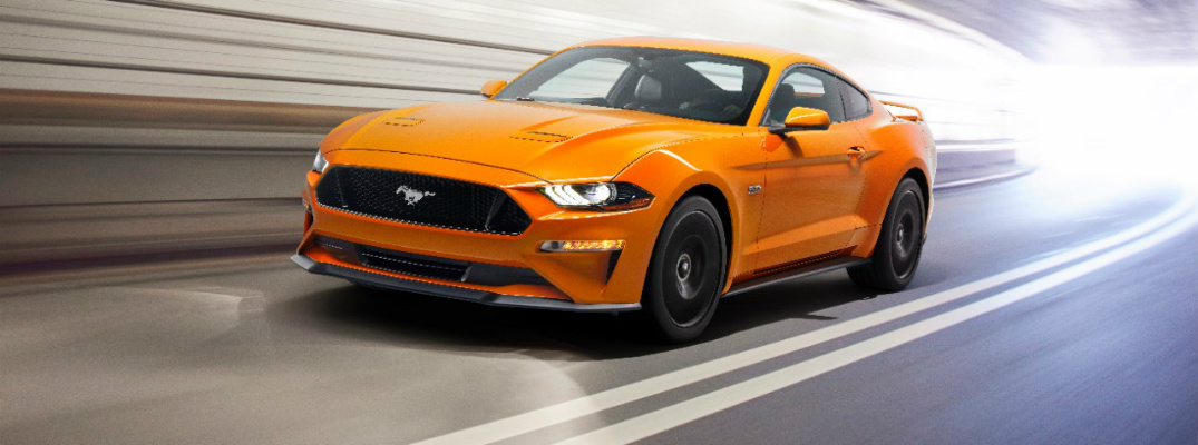 2018 Ford Mustang Changes And Release Date