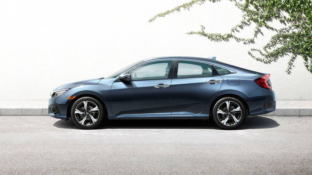 2017 Honda Civic Gas Mileage >> 2016 Honda Civic Driving And Gas Mileage