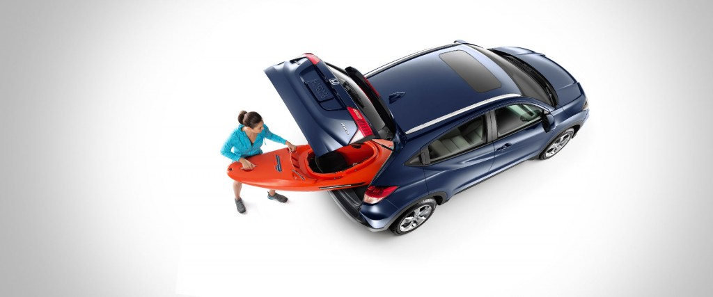 2016 Honda HR-V cargo space long mode_o