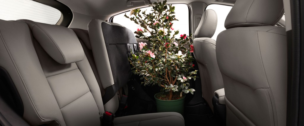 2016 Honda HR-V cargo space tall mode_o