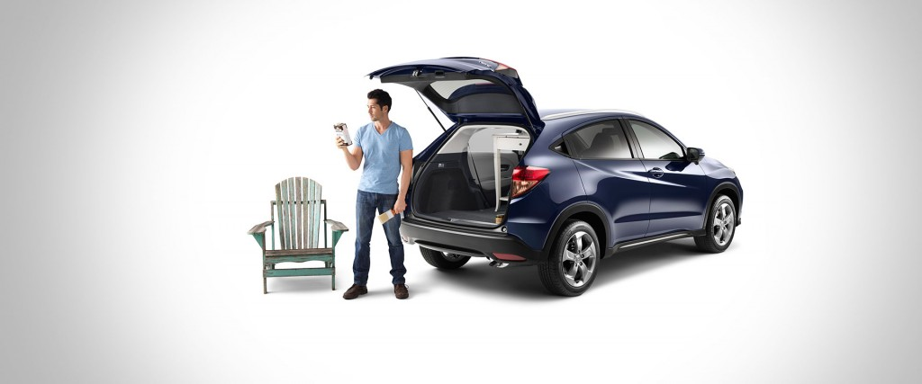 2016 Honda HR-V cargo space utility mode_o