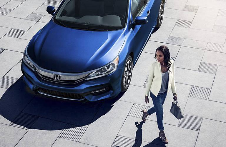 2016 Honda Accord passenger capacity
