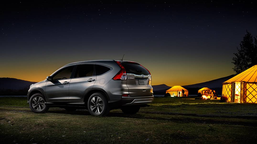2016 Honda CR V Towing Capacity