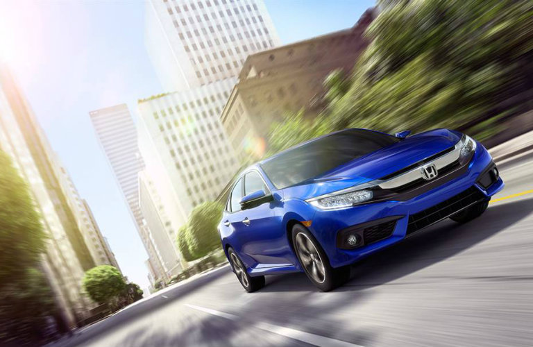 2016 Honda Civic Rocky Mount NC