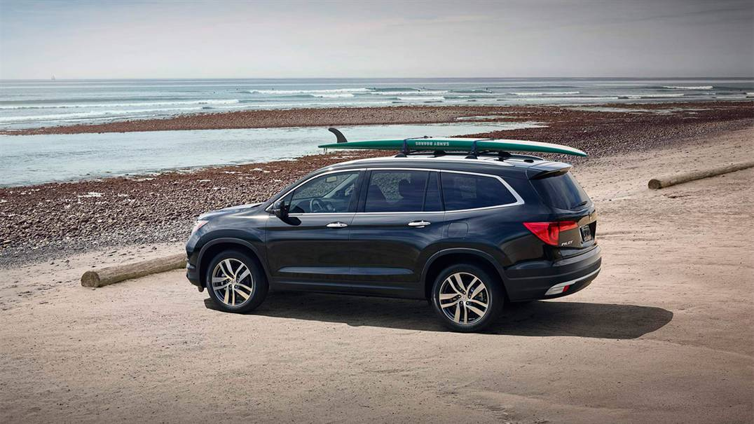 2016 Honda Pilot Towing Capacity