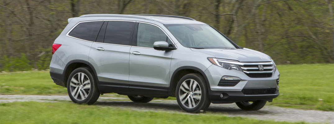2017 Honda Pilot Upgrades, Changes and Release Date