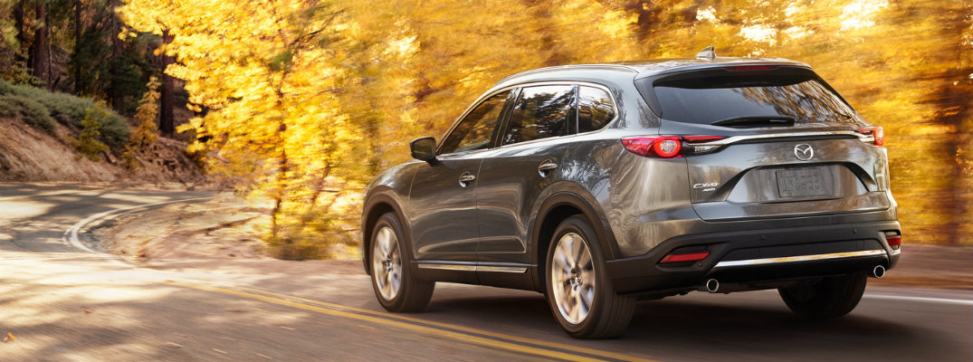 How Does Lane Keep Assist Work On the 2016 Mazda CX-9?