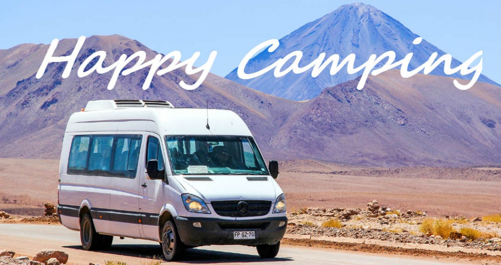Sprinter for Camping