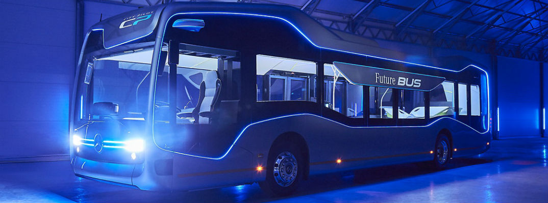 2017 Mercedes Benz Future Bus Specifications