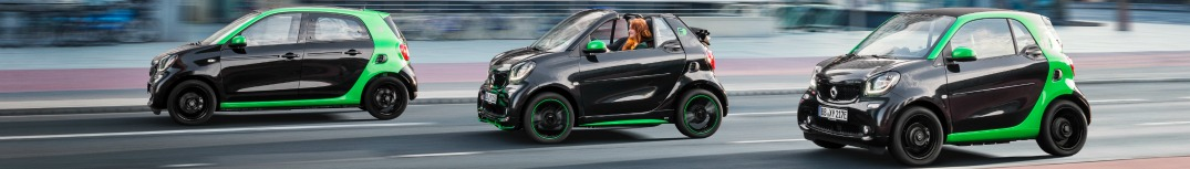 smart fortwo smart forfour and smart fortwo cabrio
