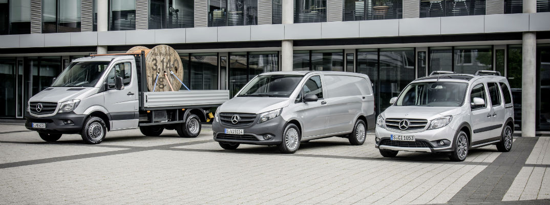 Custom mercedes benz sprinter van for Mercedes benz commercial