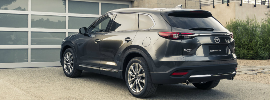 what is in the mazda cx 9 signature trim. Black Bedroom Furniture Sets. Home Design Ideas