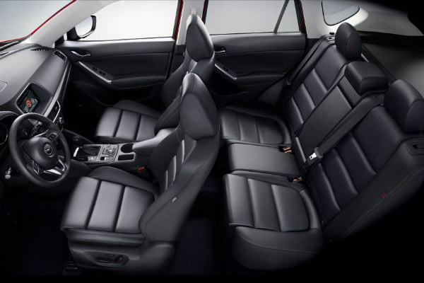 Can You Get Leather Seats In The 2016 Mazda Cx 5