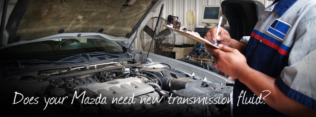 Do You Have to Change the Transmission Fluid In a Mazda?