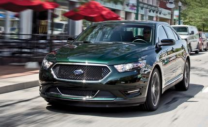 Ford Taurus and Ford Fusion