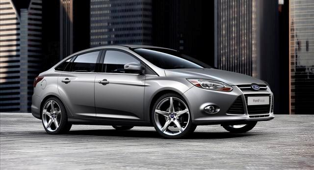 Ford Focus is the Bestselling Car in the World