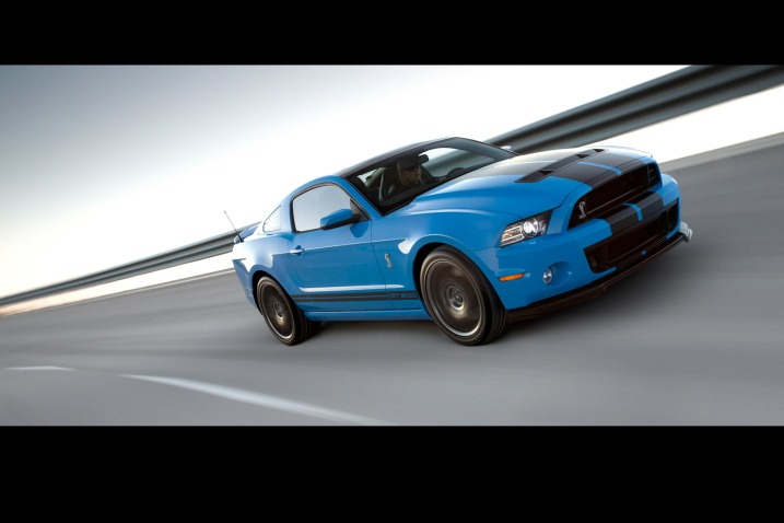 ford 39 s shelby gt500 takes on the nurburgring mike castrucci alexandria. Black Bedroom Furniture Sets. Home Design Ideas