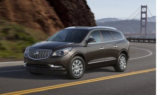 2013 Lincoln MKX vs. 2013 Buick Enclave