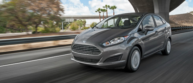 Big Safety in a Small Package with 2015 Ford Fiesta
