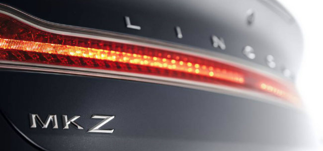 194 Inches and the 2015 LINCOLN MKZ in Cincinnati